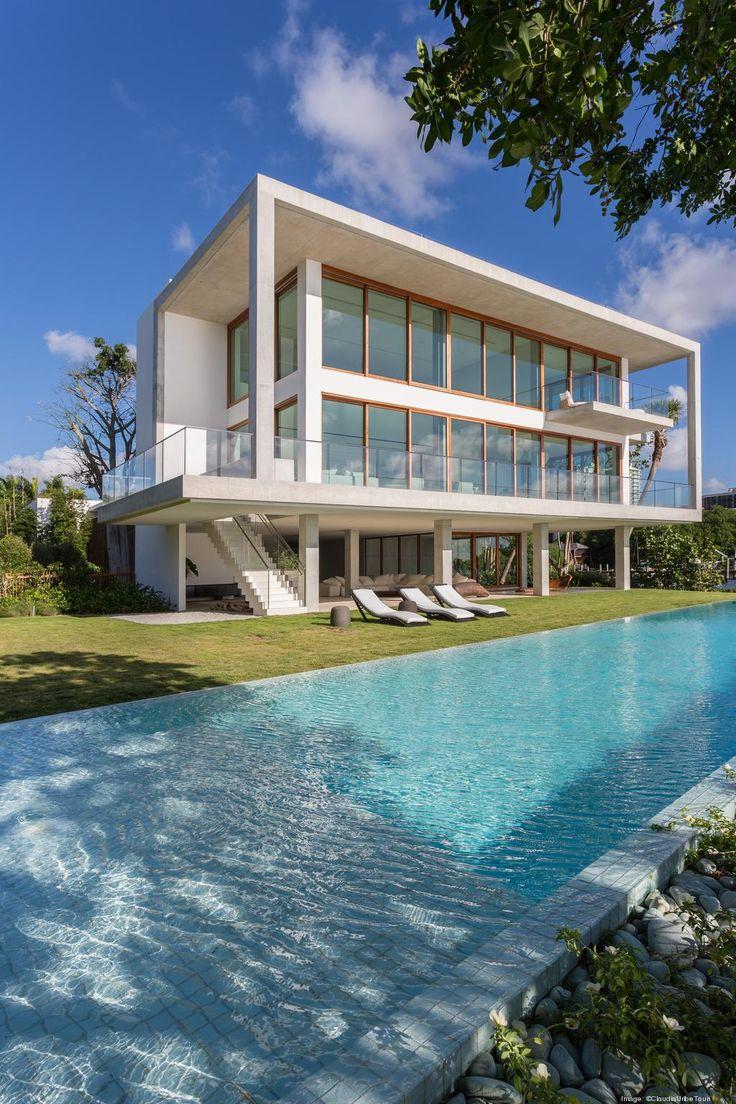 37 best Tropical Modern Homes - Inspiration images on Pinterest ...