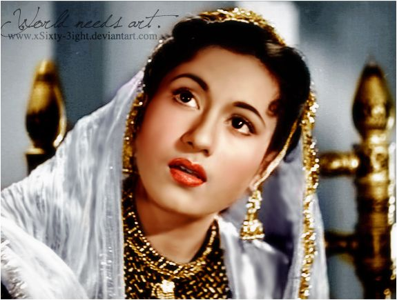 Bollywood's Legendary Beauty Madhubala