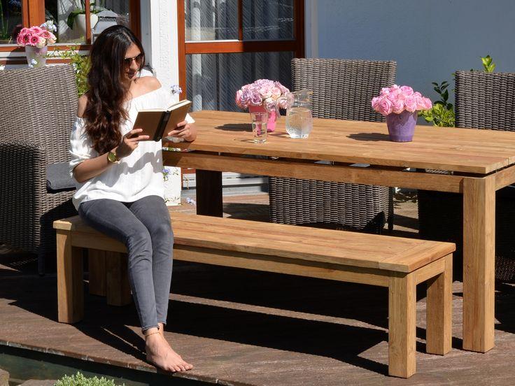 25 best ideas about gartenbank ohne lehne on pinterest. Black Bedroom Furniture Sets. Home Design Ideas