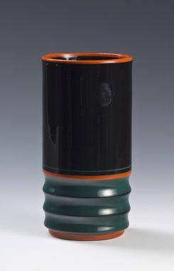 Vase by Nora Gulbrandsen for Porsgrund Porselen. Date 1935-1936.