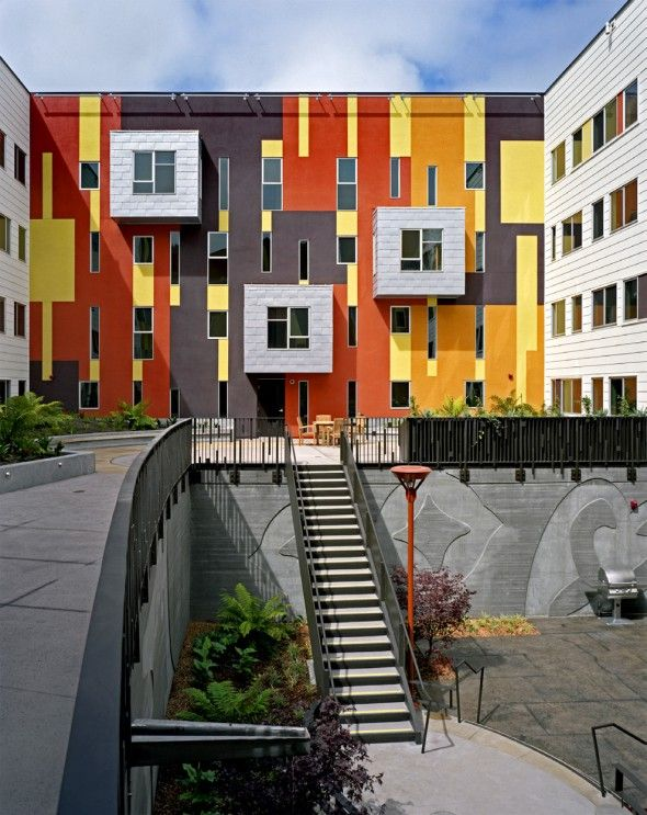 Armstrong Senior Housing / David Baker + Partners