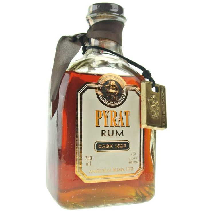 Pyrat Rum | Pyrat Cask 1623 rum of Pyrat | Anguilla