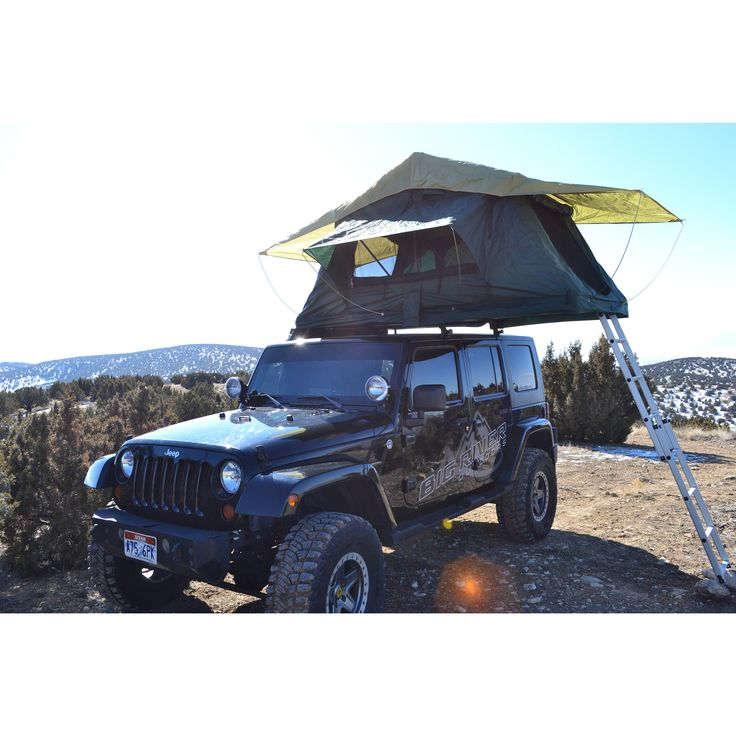 1000+ Ideas About Jeep Tent On Pinterest