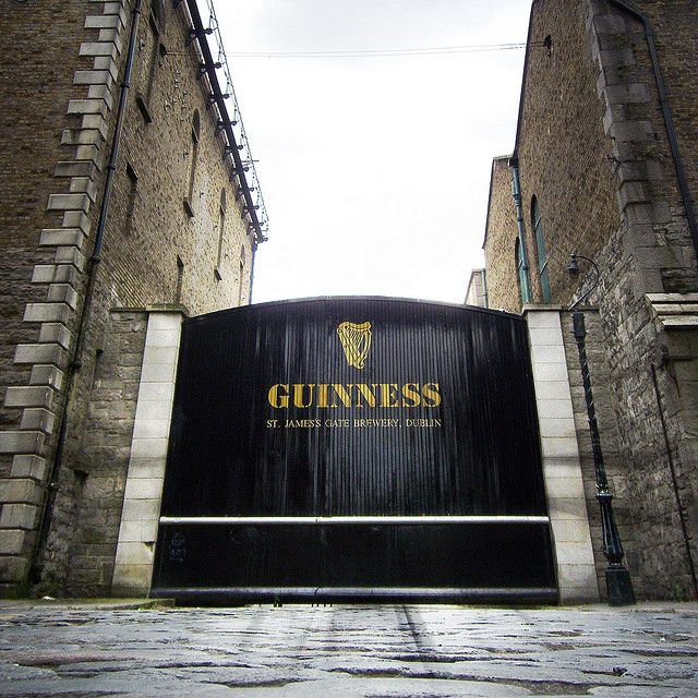 Guiness Factory Dublin on GlobalGrasshopper.com