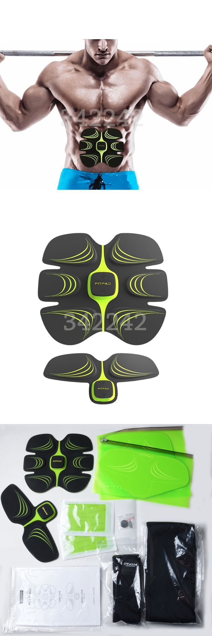 Fitpad ABS Training Multi-Function EMS abdominal sport exercise Hous abdominal muscles intensive training Loss Slimming Massager