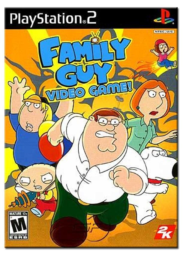 Family Guy Video Game