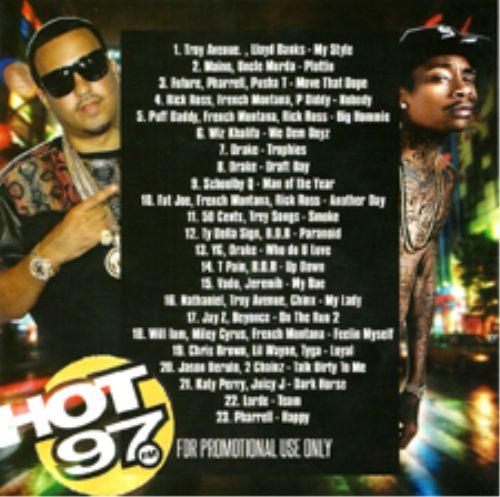 Hot 97 Vol.102 Blazin' Hip Hop & R&B MP3 | Music | Popular