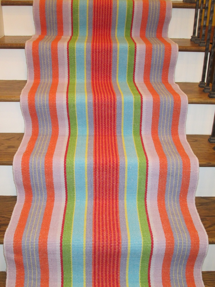 1000 images about stair runner installations on pinterest for Woven carpet for stairs