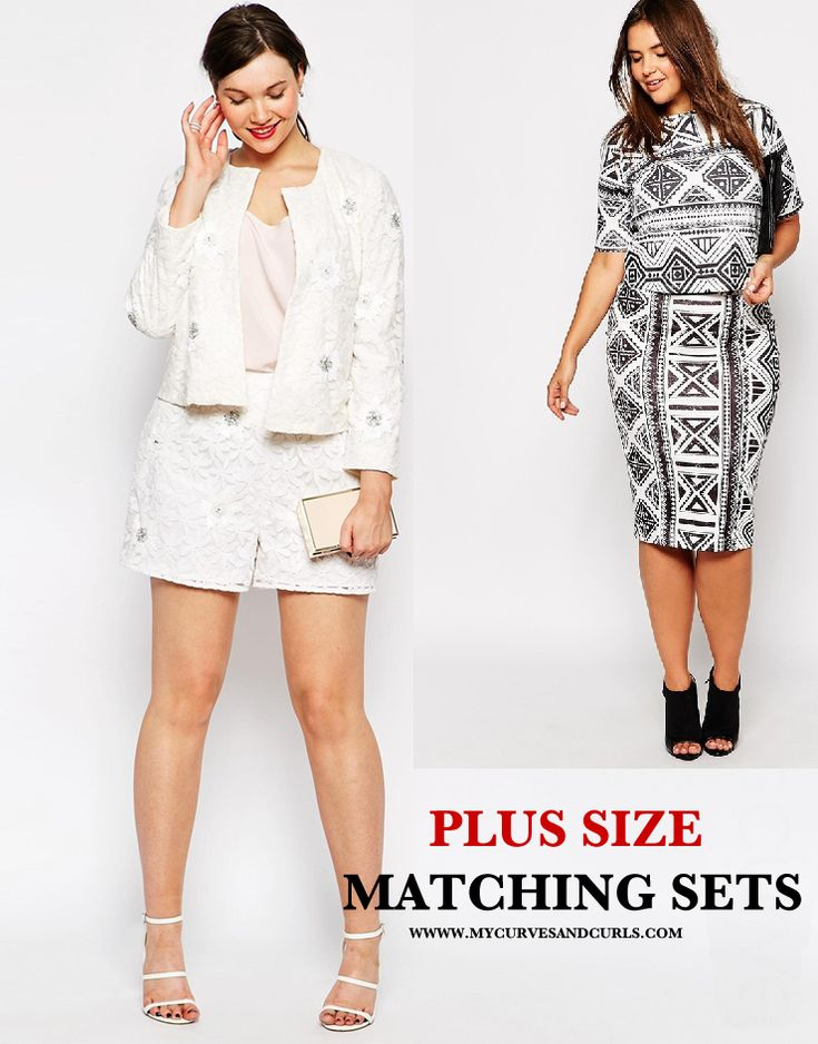 My Curves & Curls™ | A Canadian Plus Size Fashion blog: 20 Affordable Plus Size Matching Separates