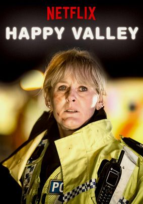 Happy Valley (2014)  Police sergeant, Catherine Cawood, comes face-to-face with the man who destroyed her family. She blames local thug Tommy Lee Royce for her daughter's suicide, but doesn't know that Royce has kidnapped the daughter of a wealthy man.