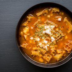 Mexican Tripe Soup (Pancita/Menudo) | The Domestic Man