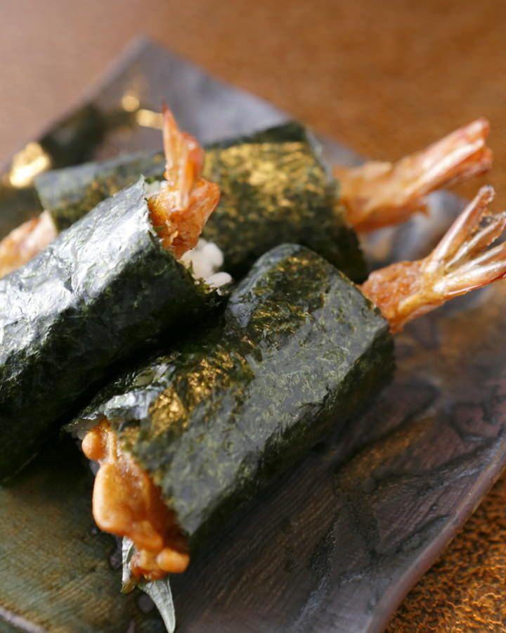広小路キッチン マツヤ メニュー:一品料理 - ぐるなび 名古屋名物 海老天むす