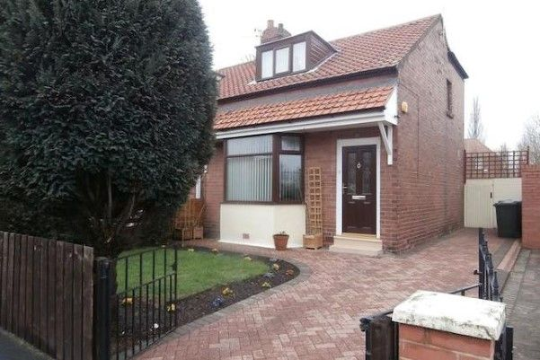 2 bedroom semi-detached house for sale in Walker, Newcastle Upon Tyne NE6