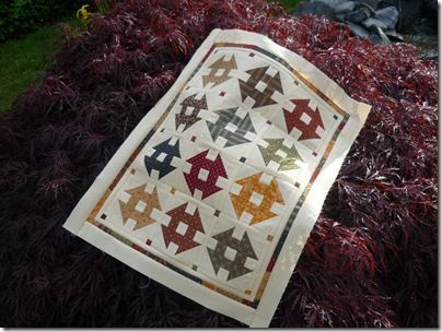 Midget Churndash quilt.