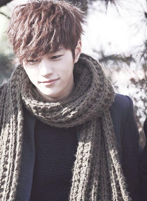 myungsoo | L Infinite