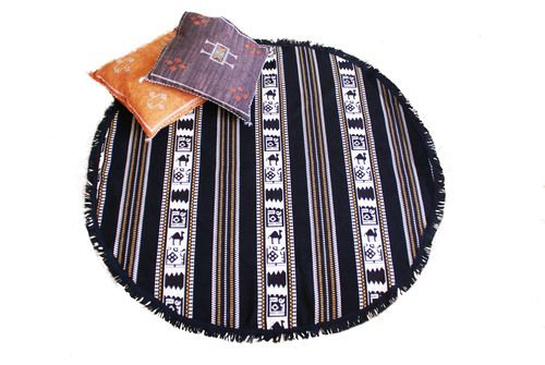 Roundie Towel available at shops in Montreal & Toronto Canada