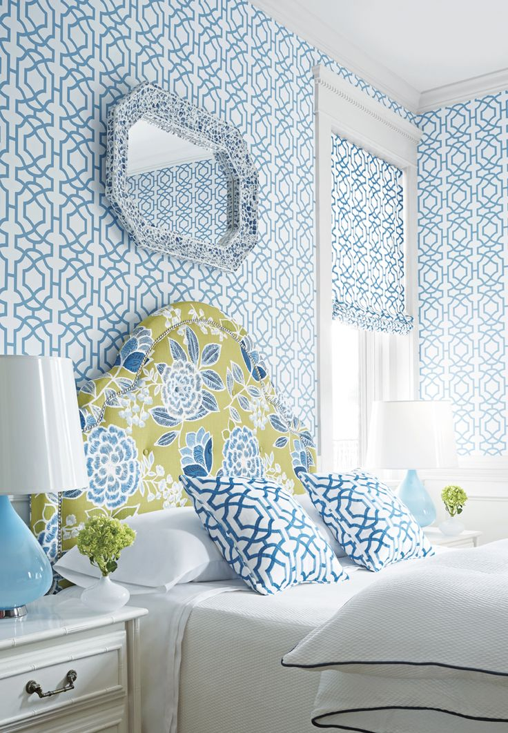 174 Best Thibaut Fabrics Images On Pinterest Bedrooms