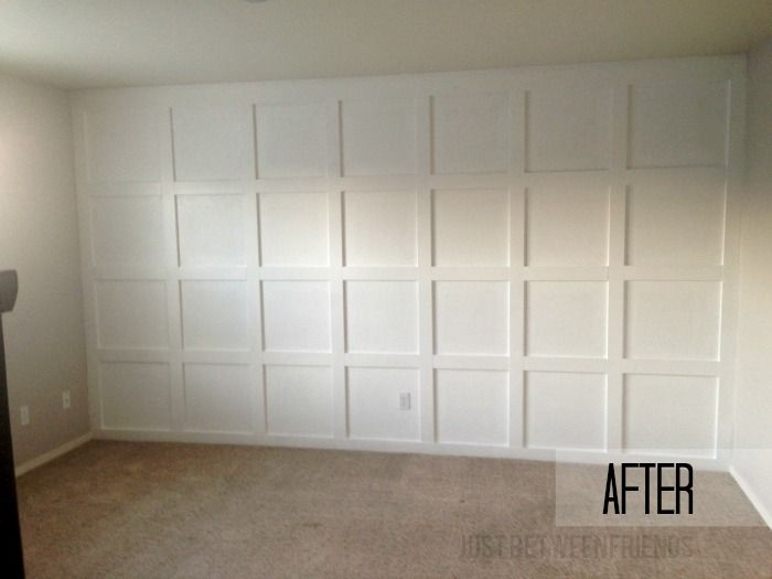 board batten squares paneling ideaspanellingmdf wall - Wall Board Ideas