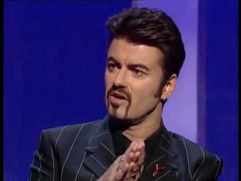George Michael on Parkinson Interview (Part 2) - YouTube