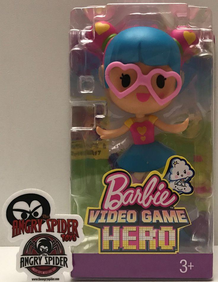 (TAS037158) - 2016 Mattel Barbie Video Game Hero Doll