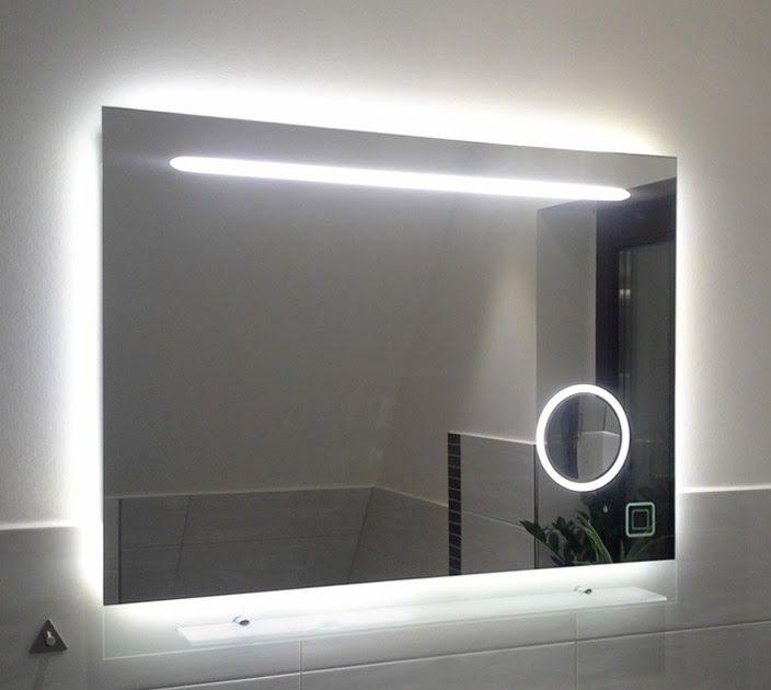 Badezimmerspiegel Led Beleuchtung In 2020 House Interior
