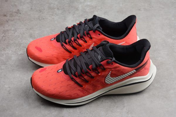 9b1be73d7dbb Womens Nike Air Zoom Vomero 14 Red Black-Sail Free Shipping-2