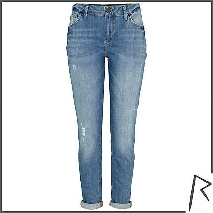 #RihannaforRiverIsland Authentic wash Rihanna slim jeans. #RIHpintowin click here for more details >  http://www.pinterest.com/pin/115334440431063974/