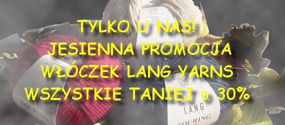 Lang!! Promocja!! :) www.aspenyarn.pl