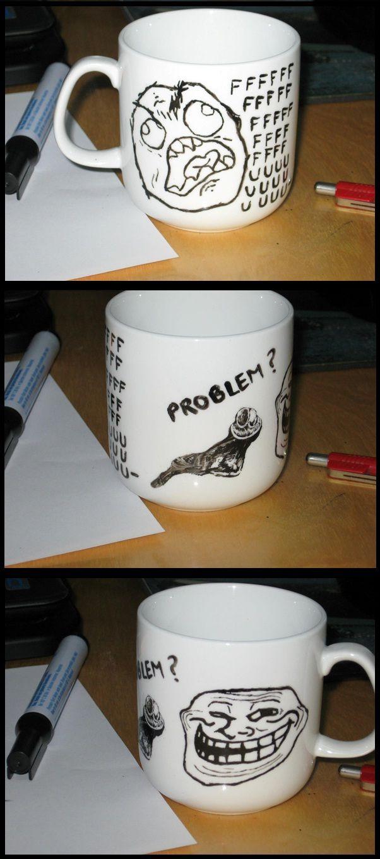 Derp kávés csésze
