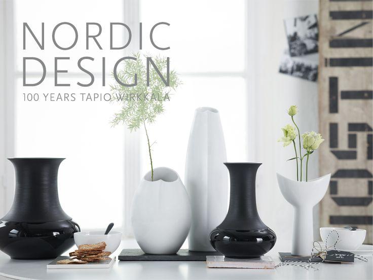 "Rosenthal ""Nordic Design"" 100 Jahre Tapio Wirkkala"