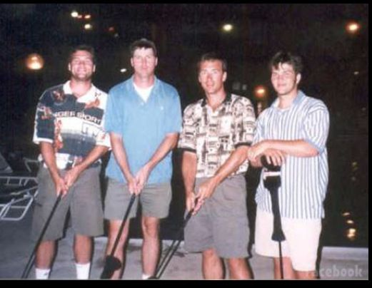 Duck dynasty brothers before the beards