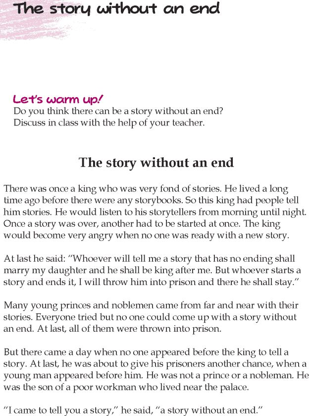 Worksheets Grade 5 Complete The Story grade 5 reading lesson 23 short stories the story without an end gwens pinterest shorts