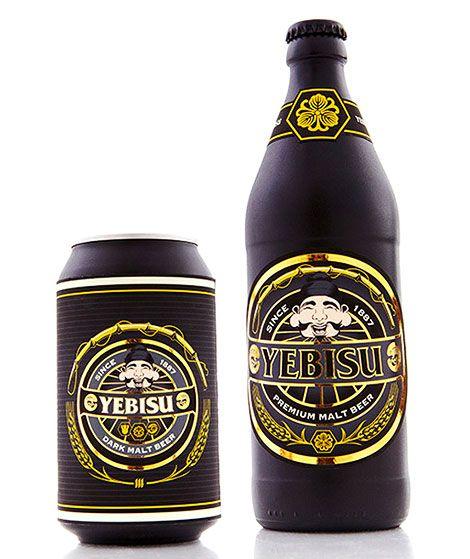 Yebisu Beer Packaging