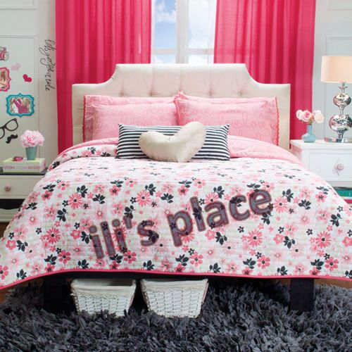 17 Best images about Girls and Teens Bedding on Pinterest | Paris ...