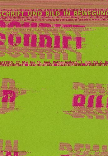 ZKM Plakatwand 2002 Exhibit by Alki1, via Flickr