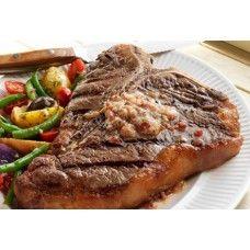 Cooked T-Bone steak