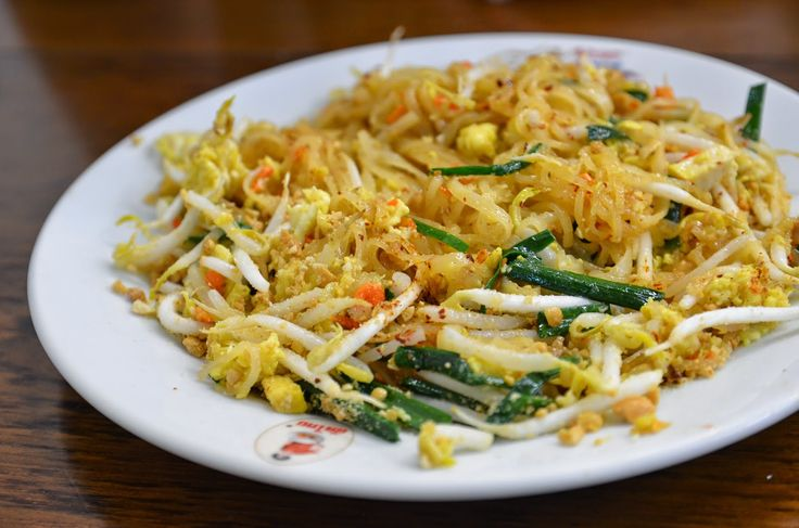 Mondi e Sapori: Pad Thai (Noodle thailandesi)