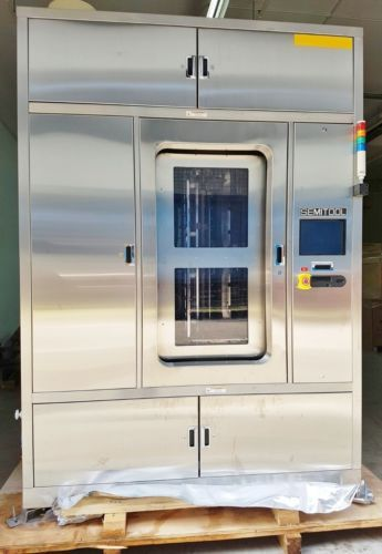 Used Semitool Storm 300 FOUP/ FOSB/ Wafer Carrier Cleaner/ Washer 300mm Pod/ Box for sale