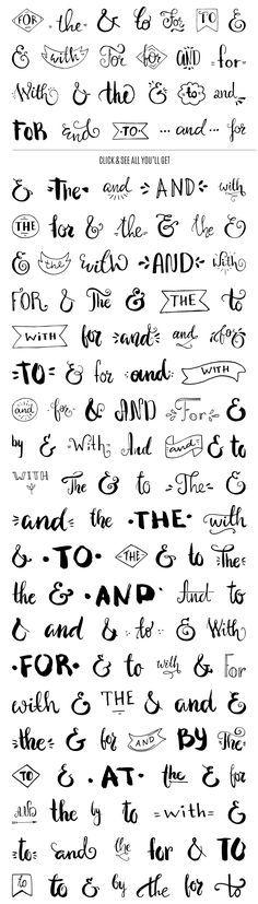 Letras thissss