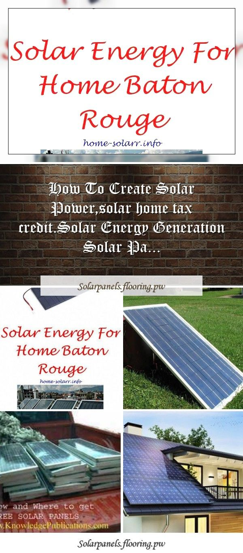 How To Create Solar Power Solar Home Tax Credit Solar Energy Generation Solar Pa In 2020 Diy Solar Panel Solar Energy For Home Solar Solutions