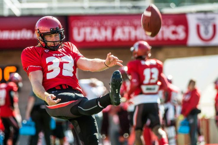 Utah football notes: Another Australian getting his kicks with Utes #Utah #football #News #Latest #Utahnews