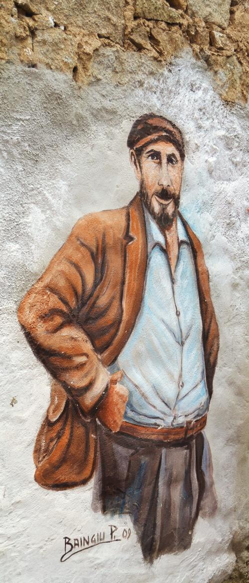 #Murales in #Sardinia #Orgosolo