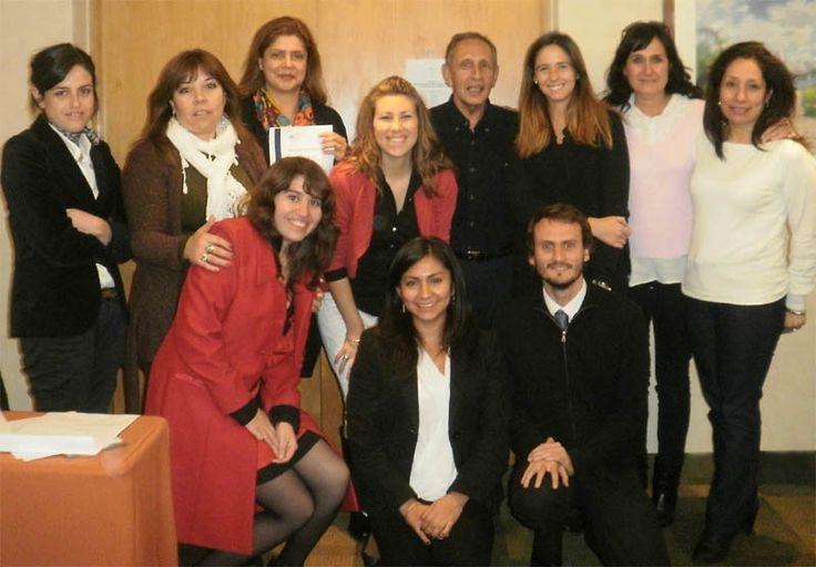 Participantes seminario Marketing Educacional