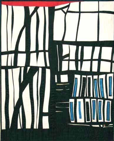 Elizabeth barton art quilt