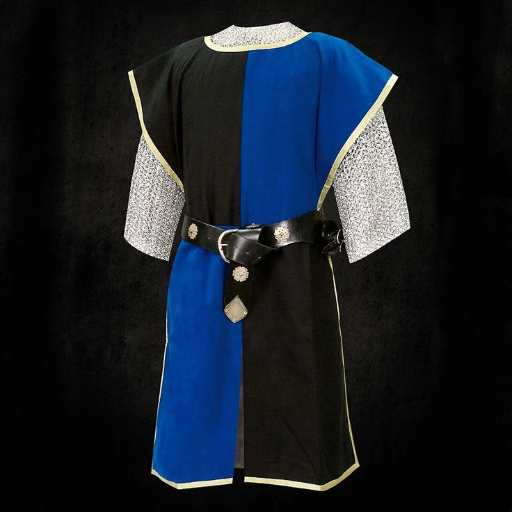 The Crusades Surcoat - 4 Colours