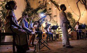 Danzas, sones y chilenas con violines de la tradición oaxaqueña en el Teatro Alcalá