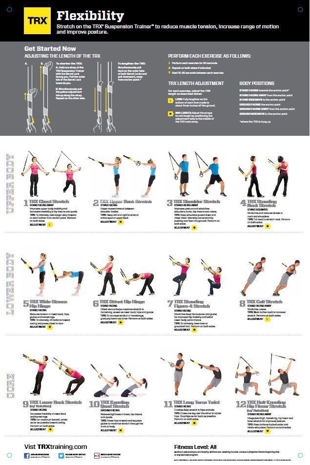 Trx Suspension Workouts Pdf - EOUA Blog