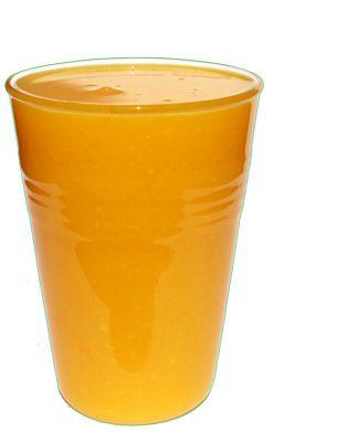 Tangerine, lemon & ginger  4 tangerines, peeled and segmented. 1 lemon, peeled and segmented. 1 knob ginger, peeled & chopped.