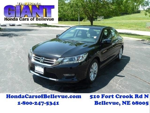 Photo of 2013 Honda Accord Sedan EX-L V6 w/Navi in Bellevue, NE