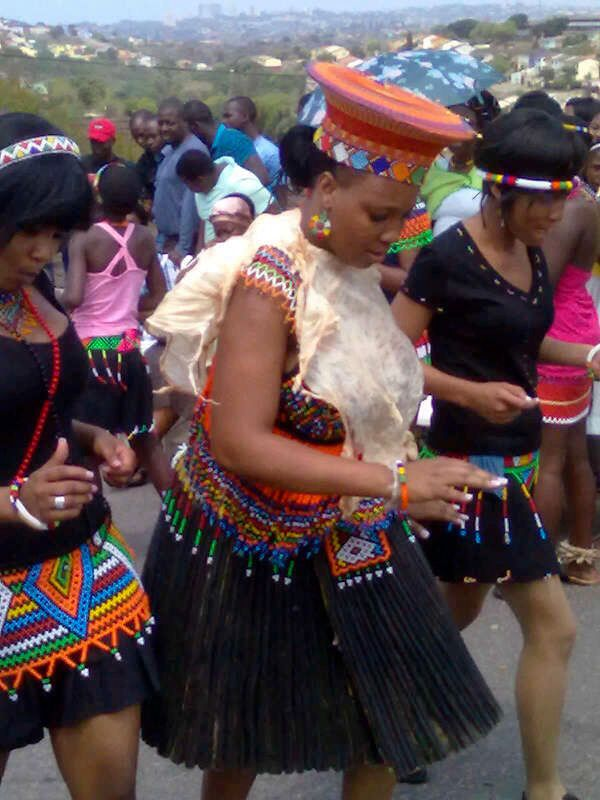 Umemulo Umembeso Isizulu Our Culture And Other